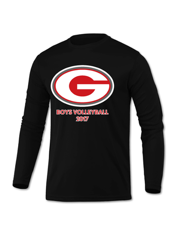 Grant Volleyball Performance Long Sleeve
