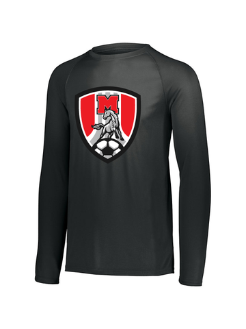 MHS Soccer Performance Long-Sleeve