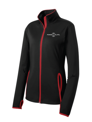 Power Plate Ladies Performance Full Zip