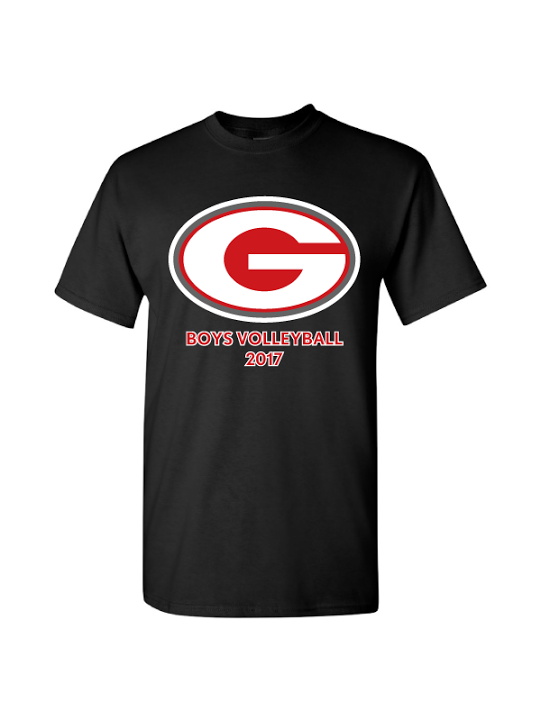 Grant Volleyball T-Shirt