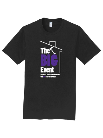 The Big Event Tee