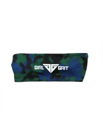 GIRL GRIT BLACKWATCH HEADBAND