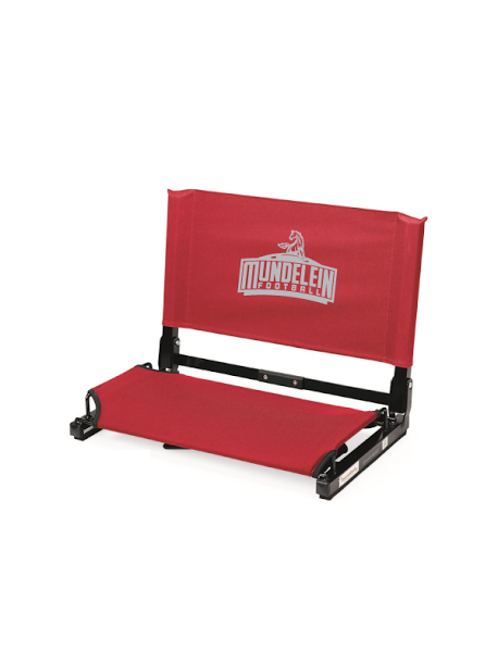 Mundelein Football - Stadium Chair
