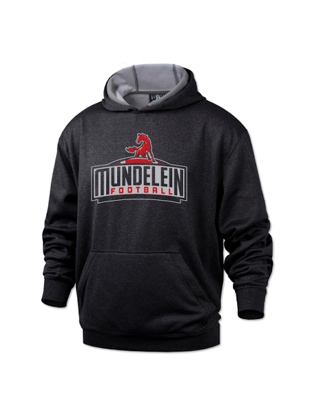 Mundelein Football Youth Performance Hoodie