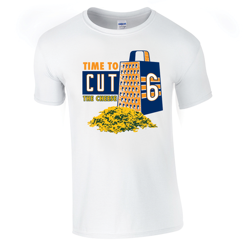 Cut The Cheese - Bears Tee