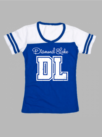 Diamond Lake Powder Puff T-Shirt