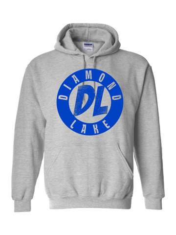 Diamond Lake Hooded Sweatshirt