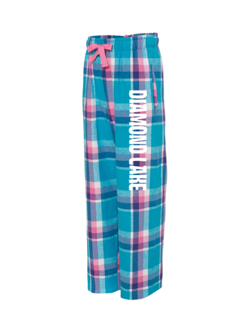 Diamond Lake Flannel Pants
