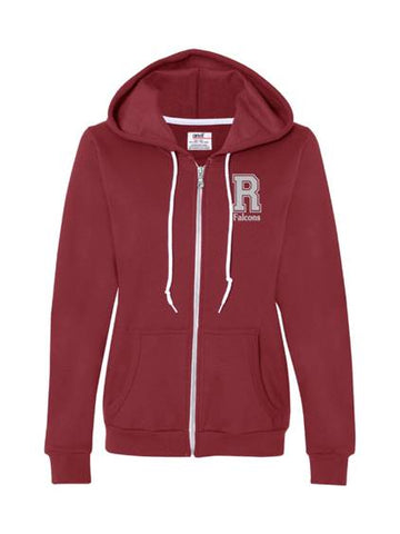 Rondout School (Adult/Youth) Full-zip Hoodie