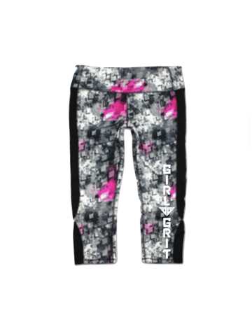 GIRL GRIT GALAXY CORE CAPRI