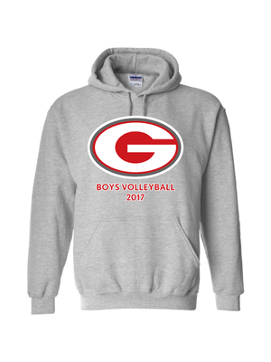 Grant Volleyball Hooded Sweatshirt
