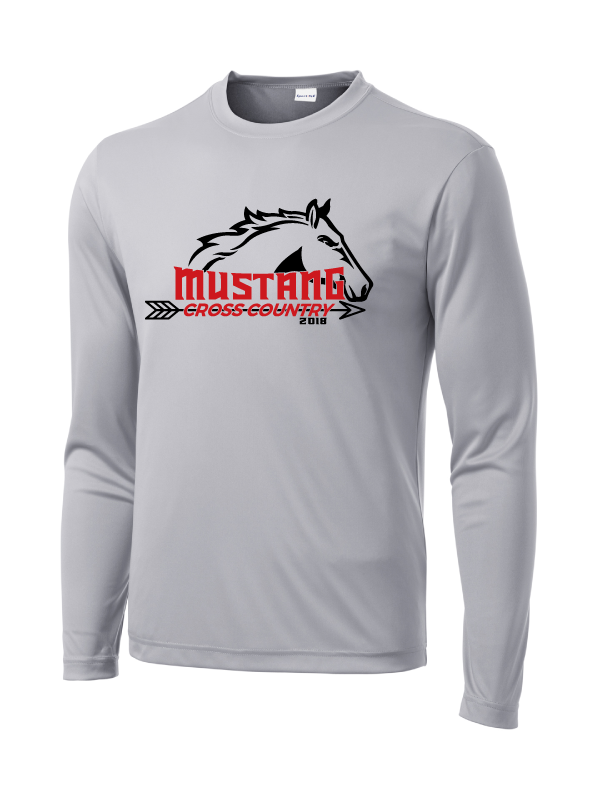 MHS XC Performance Long Sleeve T-Shirt
