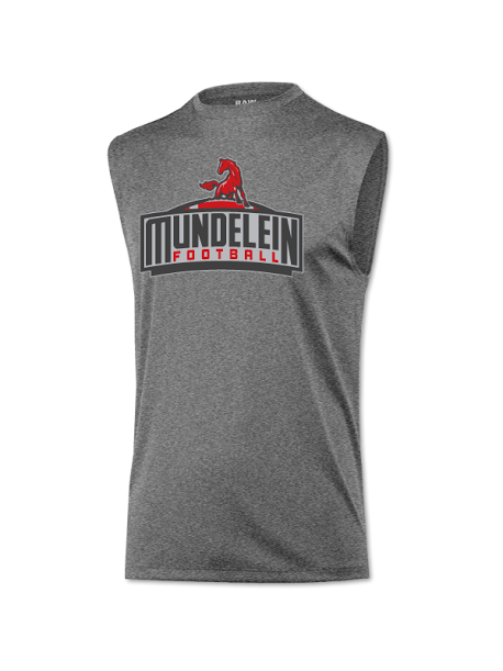 Mundelein Football - Sleeveless Performance Shirt
