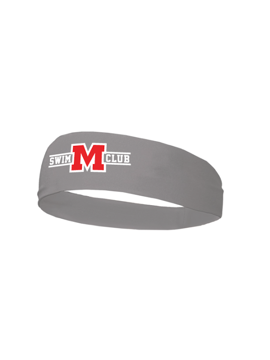 Mundelein Swim Club Headband
