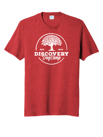 Discovery Day Camp Tee (Multiple Colors)