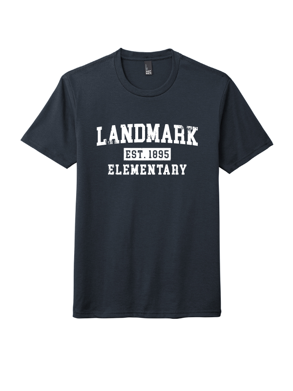 Landmark Youth and Adult Triblend Tee