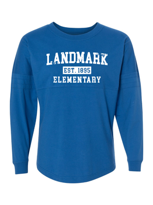Landmark Girls and Ladies Pom Pom Jersey