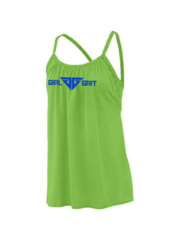 GIRL GRIT LADIES SADIE TANK
