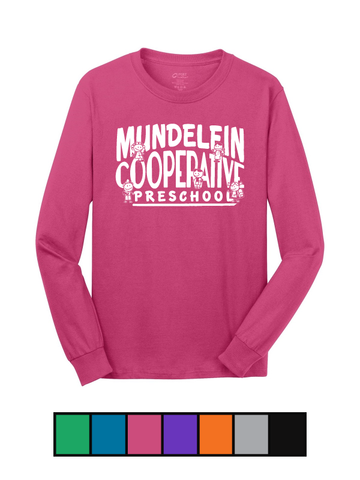 Mundelein Coop Preschool Toddler Long Sleeve T-Shirt