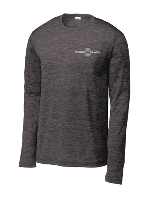 Power Plate Long Sleeve Tee