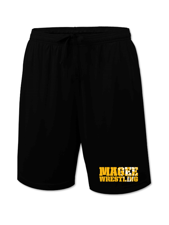 Magee Wrestling Shorts
