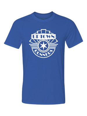 Uptown Runner Mens Performance Tee
