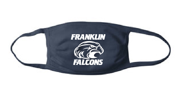 Franklin School Staff Custom Facemask
