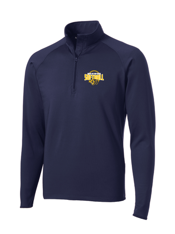 RLHS Softball 1/4 Zip