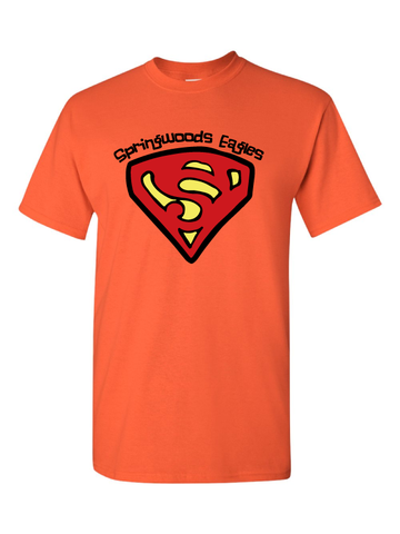 Springwood Elementary (Emmett's S) Short Sleeve T-Shirt - 5th Grade Only