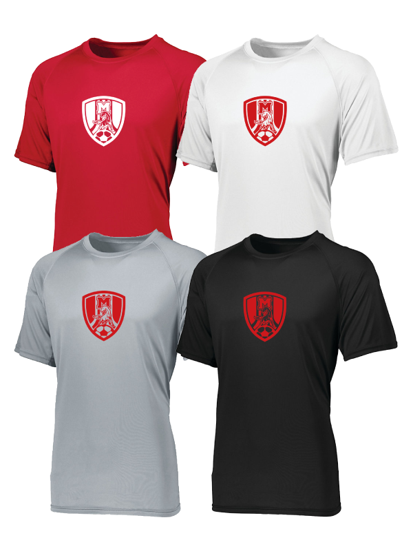 MHS Soccer Performance Tee Package