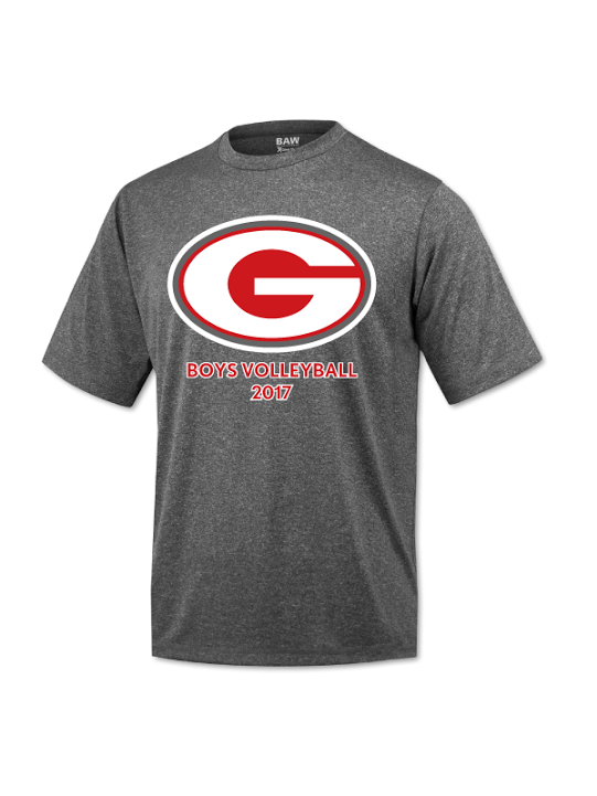 Grant Volleyball Performance Short Sleeve