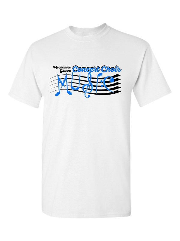 Mechanics Grove Choir & Ensemble T-Shirt