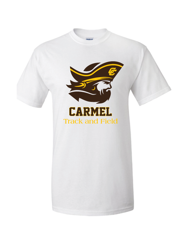 CARMEL HS TRACK & FIELD Adult Ultra Cotton Tee
