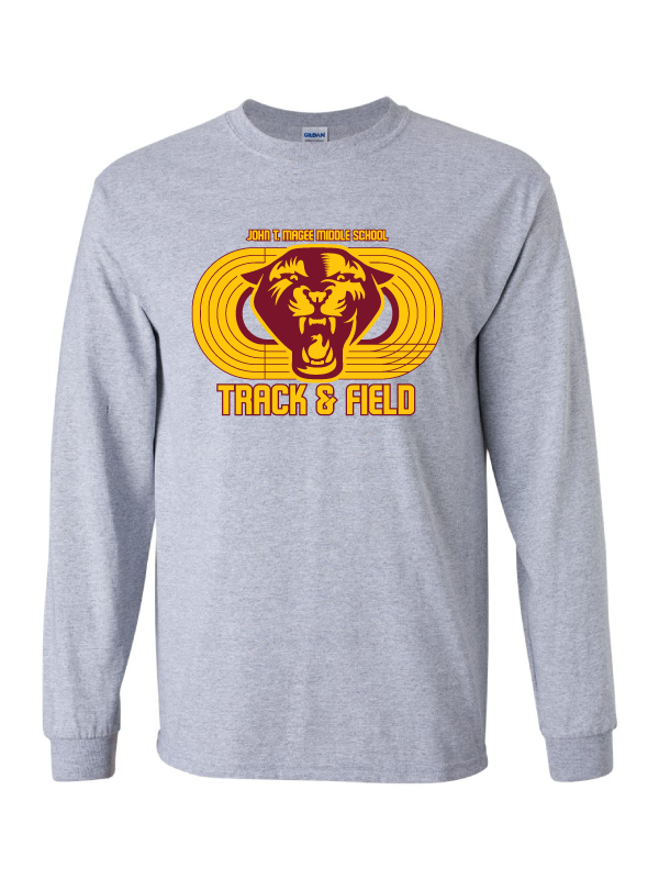 Magee Track & Field Long Sleeve T-Shirt