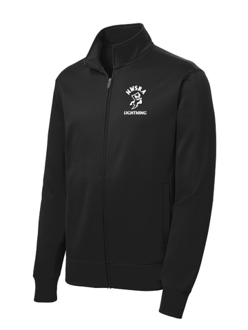 NWSRA LIGHTNING ADULT Sport-Wick® Fleece Full-Zip Jacket