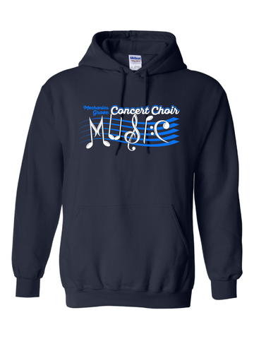 Mechanics Grove Choir & Ensemble Hooded Sweatshirt