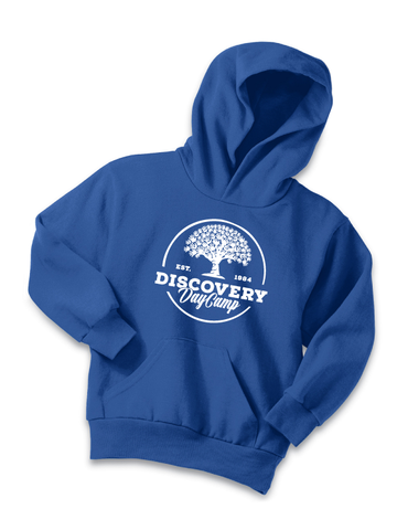 Discovery Day Camp Hoodie (Multiple Colors)