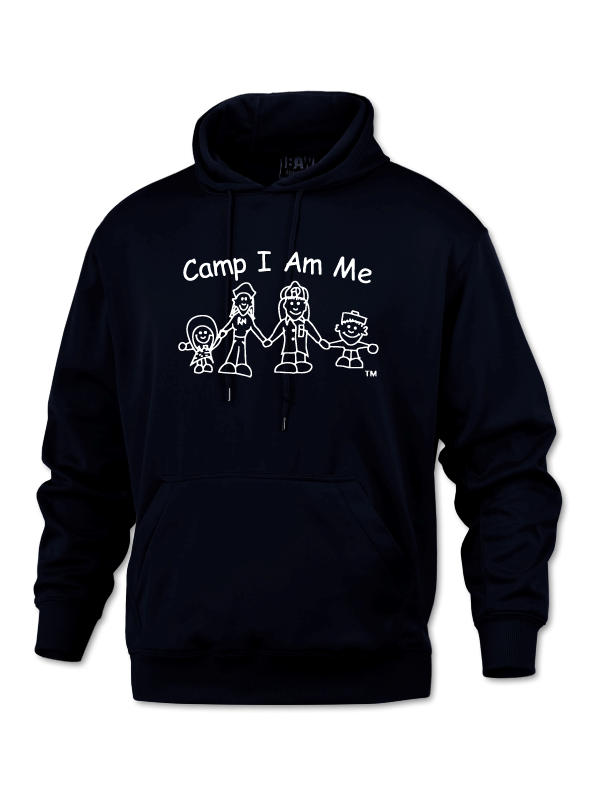 IFSA Youth & Adult Performance Hoodie Camp Logo
