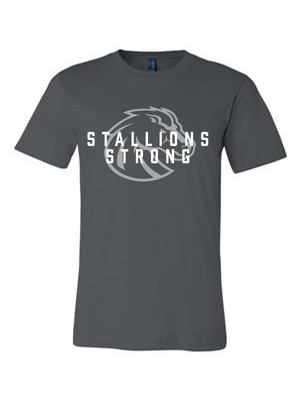 Stallions Strong Youth Tee (Multiple Colors Available)