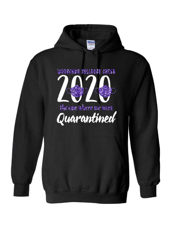 Wauconda Cheer Black Hoodie (Youth & Adult)