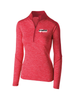 Stampede Ladies 1/2 Zip Pullover