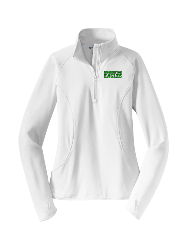 Washington 1/4 Zip (Mens & Womens Options)