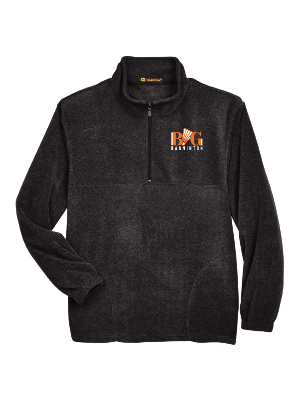 BG Badminton 1/4 Zip Fleece