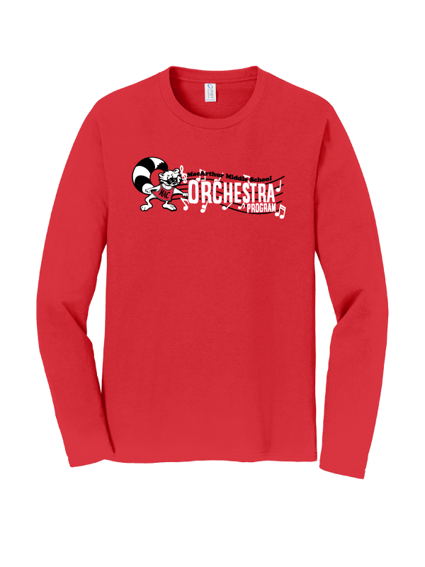 MacArthur Orchestra Long Sleeve T-Shirt