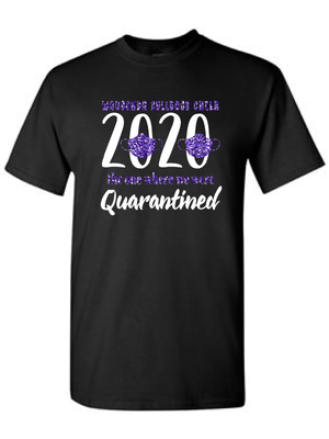 Wauconda Cheer Black T-Shirt (Youth & Adult)