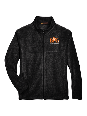BG Badminton Full-Zip Fleece