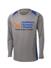 HEHS Choir Colorblock Long Sleeve