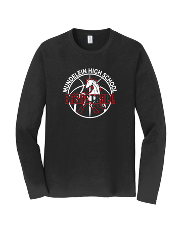 MHS Basketball Long Sleeve T-Shirt