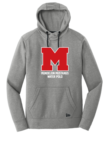 MHS Boys Water Polo Tri-blend Hoodie (Mens)