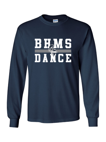 Big Hollow Dance Cotton Long Sleeve